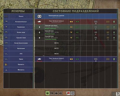Управление подразделениями