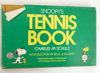 Snoopy Tennis Book.png