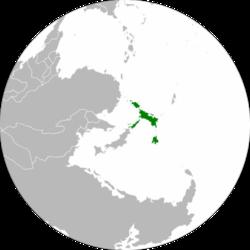 Locaion of Nakahara
