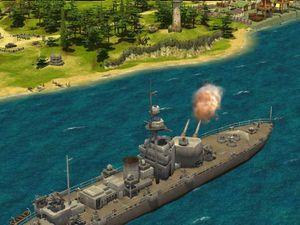 Скриншот из игры Блицкриг 3