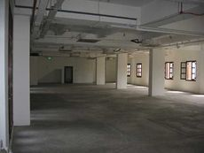 Another view of the interior of Space 21.