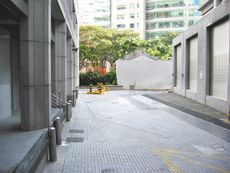 Alley behind OCBC building, a hive of cruising activity in the 1980s