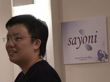 Jean Chong, one of the founders of Sayoni.
