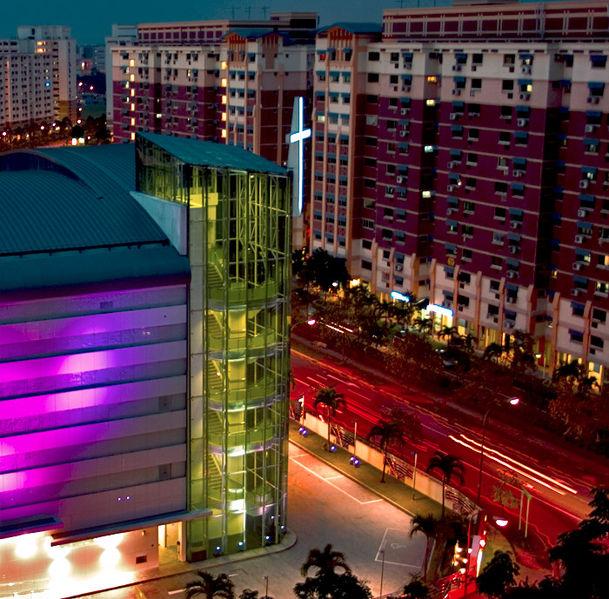 File:Lighthouse Evangelism Woodlands and Woodlands Mart (Block 768), Singapore.jpg