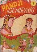 The inaugural issue of a series of Indonesian comics on the Hikayat Panji Semirang.