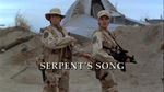 Episode:Serpent's Song