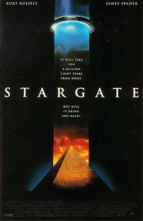 Illustration of the Stargate (movie) article