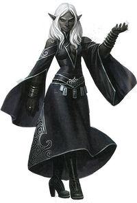 Dark Lady - Syra D&D Wiki