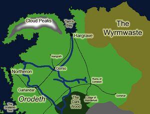 Map of Hargram