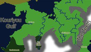 Map of Yung Shai