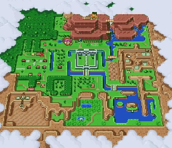 Ga101 The Legend Of Zelda A Link To The Past Thecrankyhermit