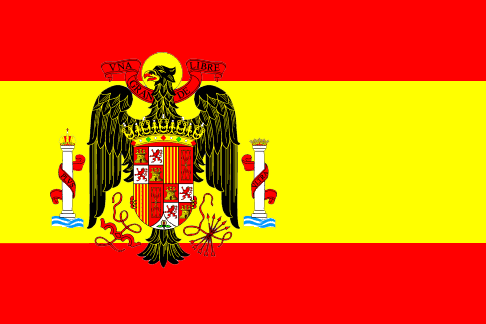 File:Flag of the Spain Under Franco.png