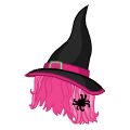 Cottoncandywitchhat.png