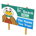 2018drquackcampaignsign.png