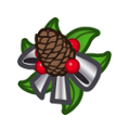 Pineconedecorationhat.png