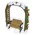 Countrysidechristmasbench.png