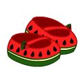 Watermelonshoes.png