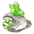 Greencrystalrockcluster.png
