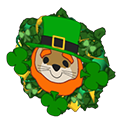 Luckyleprechaunwreath.png