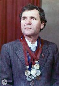 Яков Иванович Апельганец