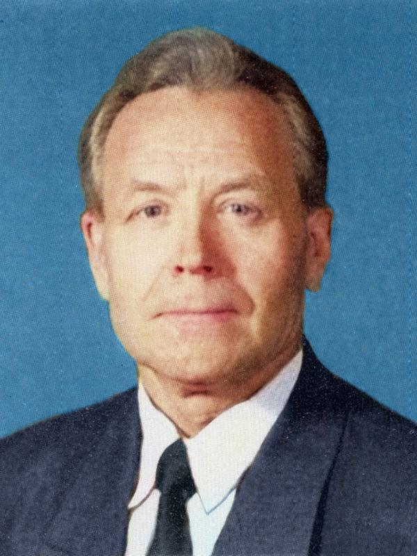 Вячеслав Фёдорович Михайлов