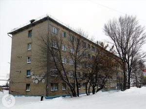 Улица Балашовская, дом № 1