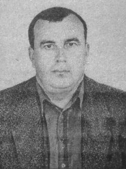 Сергей Александрович Берёзкин