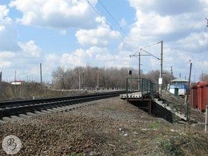 Платформа 4-й километр
