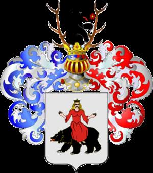 Герб рода Мельгуновых