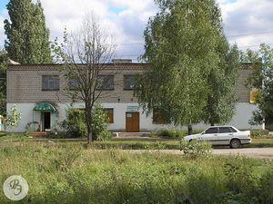 Здание библиотеки (2007)