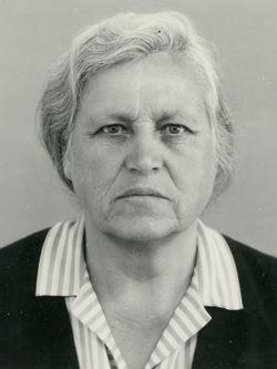 Елена Ивановна Толкунова