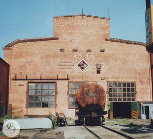 Здание Вагонного ремонтногодепо Ртищево (2006)
