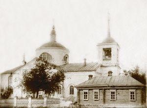 Казанская церковь села Елань (нач. XX века)