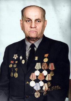 Александр Иванович Худобин