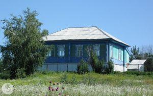 Здание Ртищевского сельсовета (ныне жилой дом)