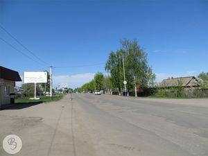 Улица Советская, залинейная часть