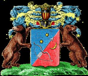 Герб рода Лихаревых