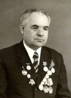 Александр Фёдорович Лысенко
