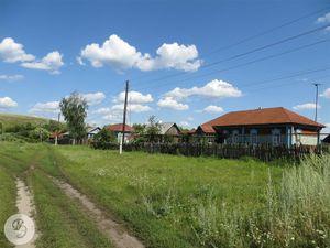 с. Подгоренка. Дома на Железнодорожной улице (2013)