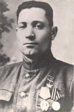 Фёдор Филиппович Шабашов