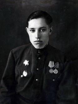 Пётр Степанович Леонтьев