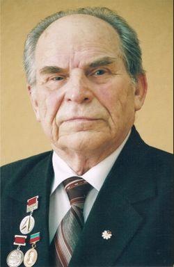 Евгений Иванович Кистанов