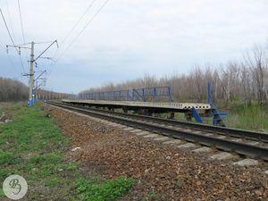 Платформа 670-й километр