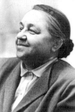 Мария Васильевна Гоголева