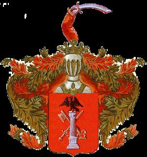 Герб рода Шиловских