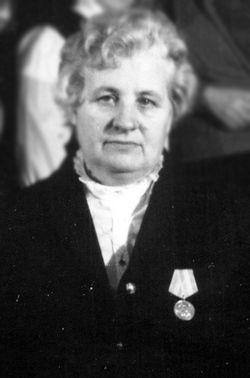 Нина Петровна Акинина