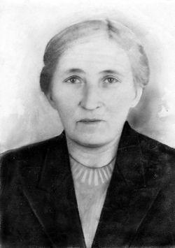 Александра Михайловна Алякринская