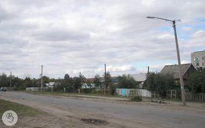 Начало улицы Рябова (2007)