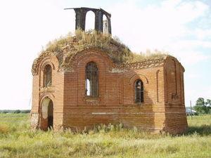 Здание бывшей Никольской церкви (2003)