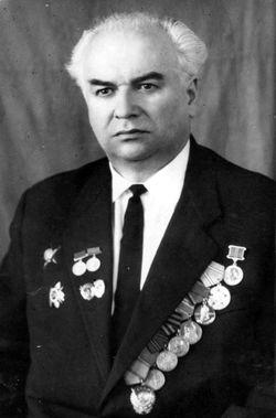 Константин Михайлович Солнцев